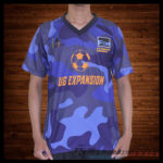 gambar baju futsal printing